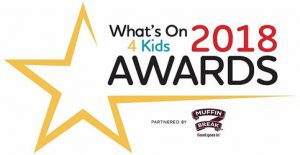 What's on 4 Kids 2018 Awards