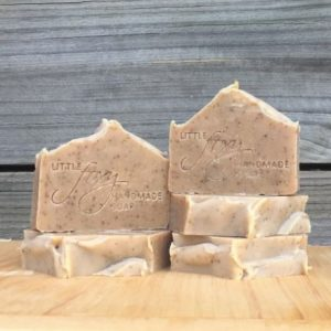 Lemongrass & Green Tea Essential Oil Handmade Soap