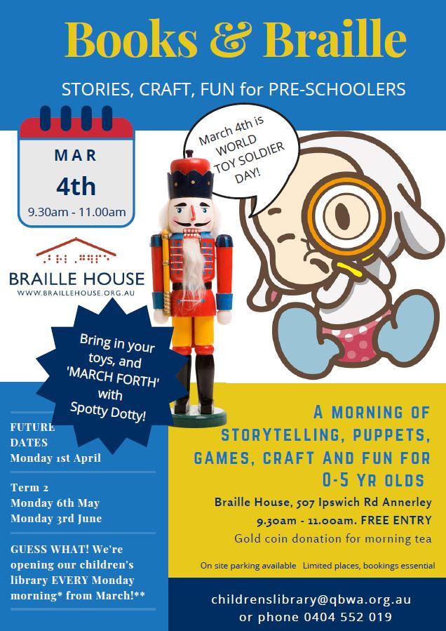 Spotty Dotty Show March 4