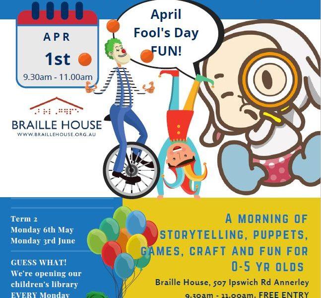 Next Spotty Dotty Show April 1