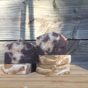 Very Vanilla Soap