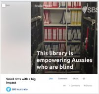 Braille House on SBS